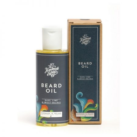 Irish Handmade Soap Company Beard Oil