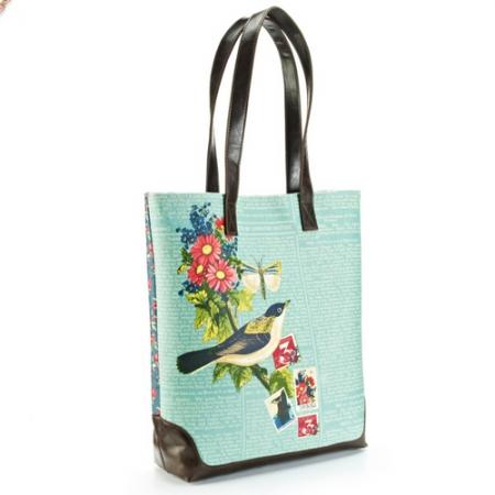 Animated Nature Shopper Bag