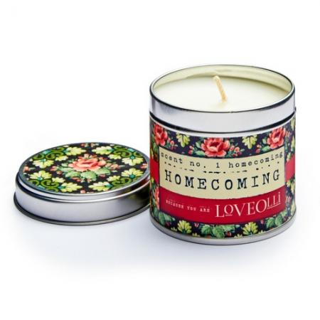 Loveolli Homecoming Candle