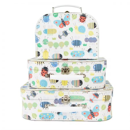 Sass & Belle Busy Bugs Suitcase