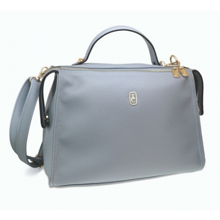 Tipperary Crystal Grey Tote Handbag