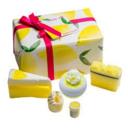 Bomb Lemon Aid Pamper Pack