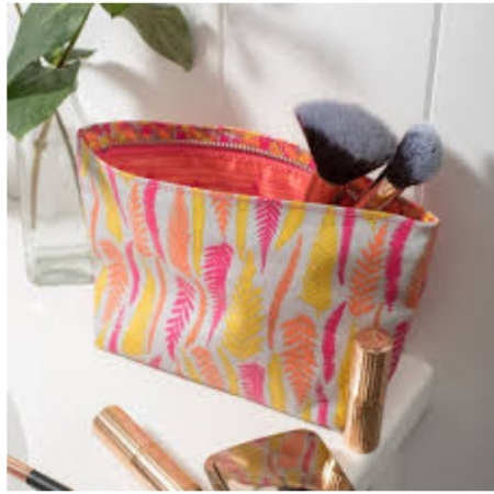 Clarissa Hulse Cosmetic Bag