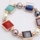 Shira Designer Gemstone Bracelet