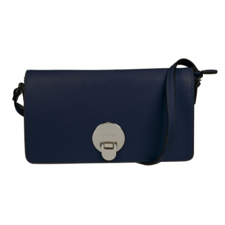 Gionni Front Flap Navy Bag