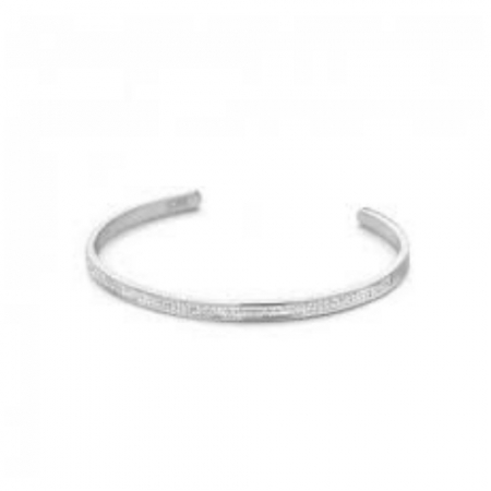 CoCo88 Steel Swarovski Bangle