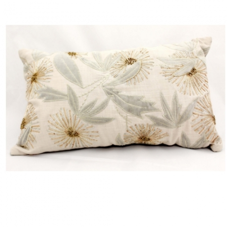 Oriental Camelia Cushion