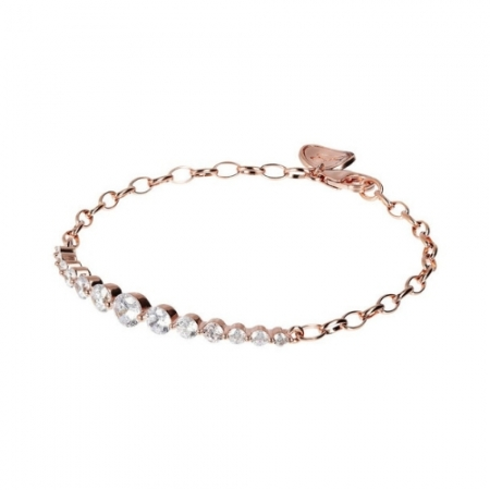 Bronzallure Golden Rose Flash Of Light Bracelet