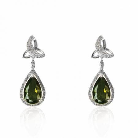 Tipperary Crystal Maureen O'Hara Earrings