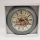 Le Jardin Floral Garden Wall Clock